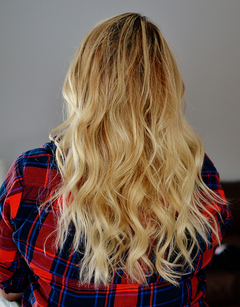 4 wavy hair tutorial diy