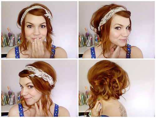 8 summer hair diy