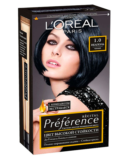 LOreal Preference Recital 1.0 Chopnii