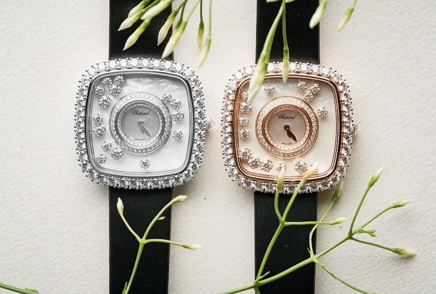 Chopard. Коллекция Happy Diamonds