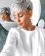 Фото стрижка креатив женская – Самые модные женские короткие стрижки на короткие волосы 2020-2021: фото коротких стрижек